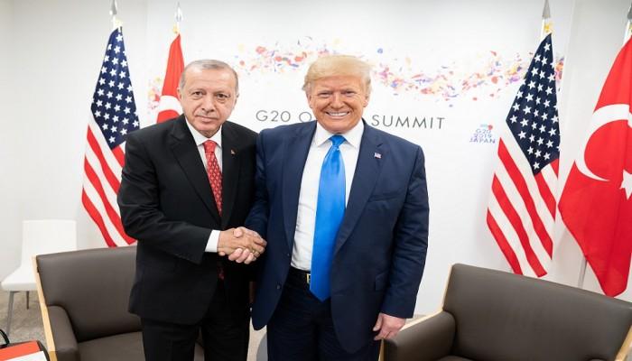 أردوغان يؤكد قبوله دعوة ترامب زيارة واشنطن نوفمبر الجاري
