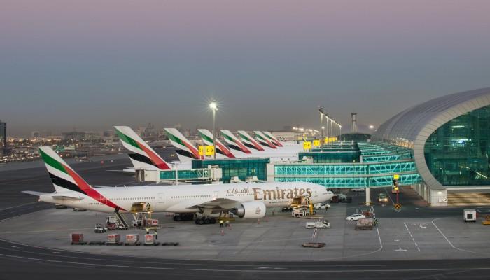 انخفاض حركة السفر عبر مطار دبي في الربع الثالث من 2019