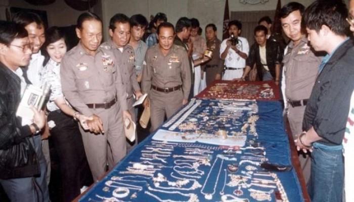 حرب الماسة الزرقاء.. أكبر عملية سرقة في السعودية
