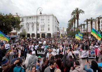 """مغاربة ينددون بتشديدات جديدة ضد سجناء """"حراك الريف"""""""