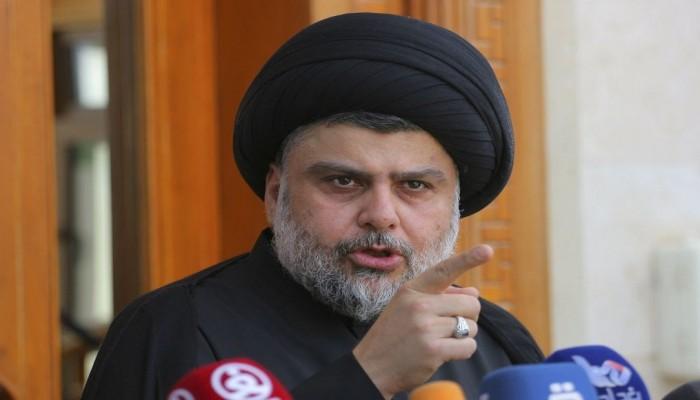 الصدر يطالب بوقف قمع الاحتجاجات ورحيل الحكومة