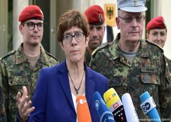 وزيرة الدفاع الألمانية تحدد ملامح دور جديد للجيش في الخارج
