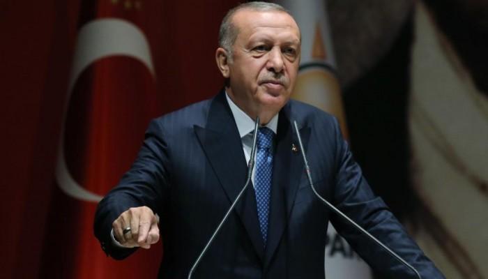 أردوغان يتهم جهات بالسعي لإغراق تركيا في الدماء