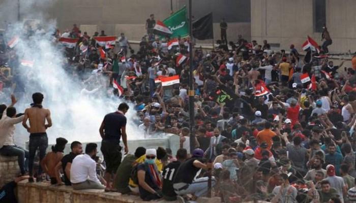 القمع مستمر بالعراق.. وتصاعد مطالبات دولية بوقفه