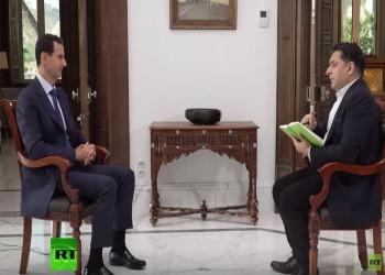 الأسد يكشف خسائر نظامه وينفي التعذيب واستخدام الكيماوي