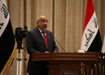 """العراق.. """"سائرون"""" تعلن المضي بإجراءات استجواب عبدالمهدي"""