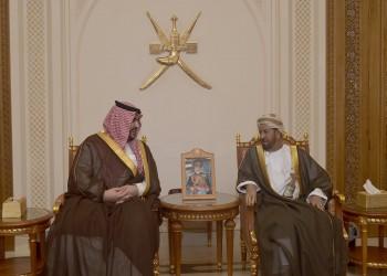 نائب وزير الدفاع السعودي يجري مباحثات في سلطنة عمان