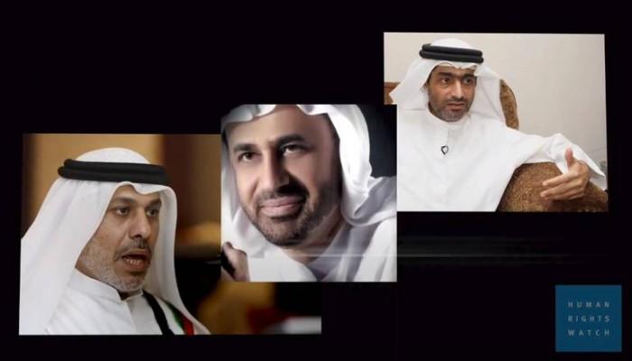 رايتس ووتش: على الإمارات إطلاق سراح ناشطيها قبل تقديم نفسها عاصمة للتسامح