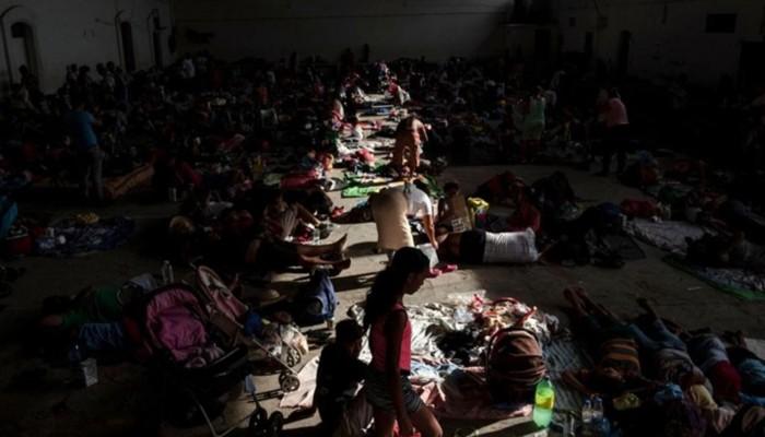70 ألف طفل مهاجر احتجزتهم أمريكا في 2019