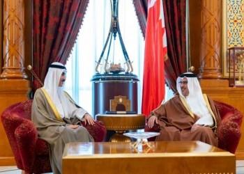 ولي عهد البحرين يشيد بالعلاقات مع الكويت