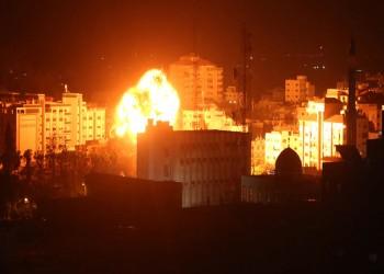 10 شهداء و45 مصابا جراء القصف الإسرائيلي لغزة