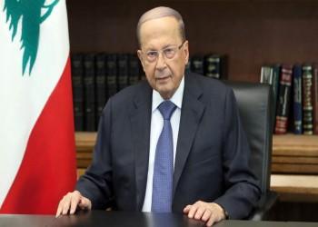 الرئيس اللبناني: الأوضاع الاقتصادية تزداد ترديا