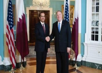 بومبيو يشكر قطر على تعاونها في العديد من القضايا