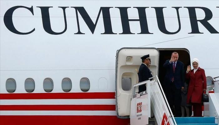 أردوغان يغادر الولايات المتحدة عائدًا لتركيا