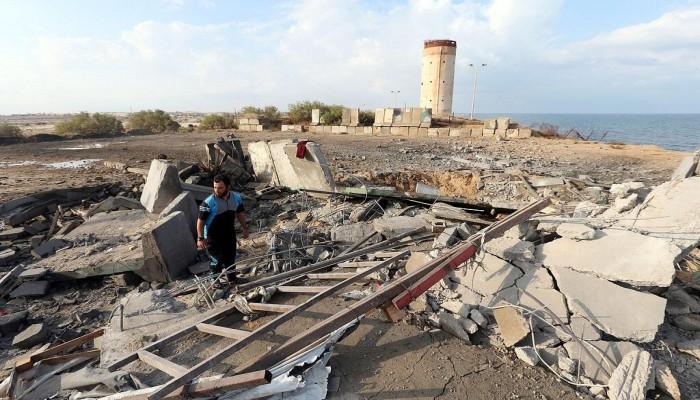 600 ألف دولار خسائر قطاع الزراعة بغزة إثر تصعيد إسرائيل