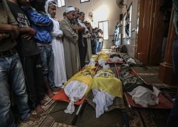 الجيش الإسرائيلي يعترف: قتلنا 8 من عائلة فلسطينية خطأ