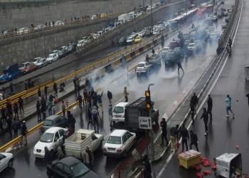 قتلى وجرحى في احتجاجات الإيرانيين على ارتفاع أسعار الوقود
