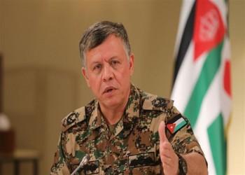ملك الأردن يزور الغمر بعد أسبوع من فرض السيادة عليها