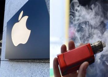 أبل تزيل تطبيقات السجائر الإلكترونية من متجرها