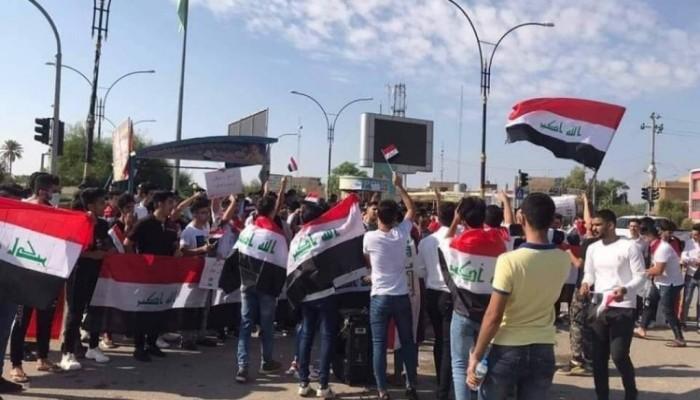 4 محافظات عراقية تنفذ إضرابا عاما عن العمل