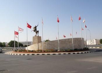 غضب تركي إزاء حرق علم شمال قبرص في الجانب اليوناني