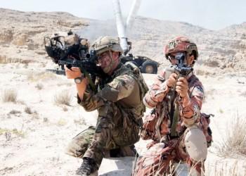 مناورة عسكرية بين مسقط وباريس شمالي فرنسا