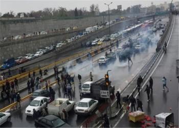 خيارات طهران في التعامل مع الاحتجاجات