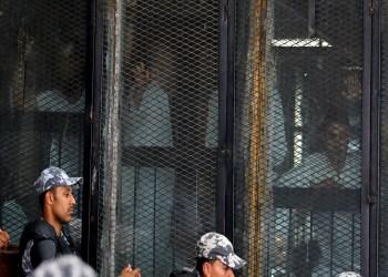 مصر.. أحكام عسكرية بسجن 6 مدنيين في أحداث عنف