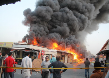 مقتل مدير استخبارات بالداخلية العراقية في تفجير منزل مفخخ