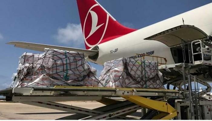 الخطوط التركية تشحن صادرات الجزائر غير النفطية جوا