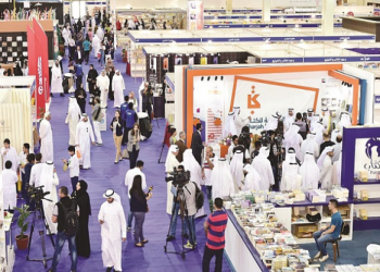 منع عرض كتب بمعرض الكويت للكتاب الـ44