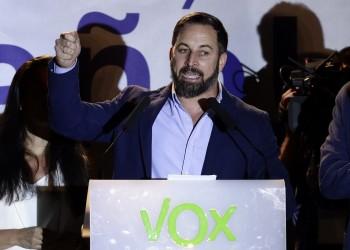 زعيم حزب إسباني معادي للمهاجرين سليل قائد عربي