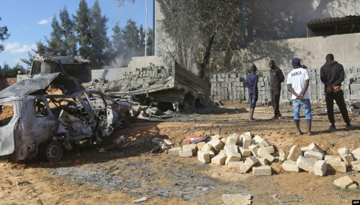 الوفاق الليبية: أنباء أولية حول إسقاط طائرة لحفتر