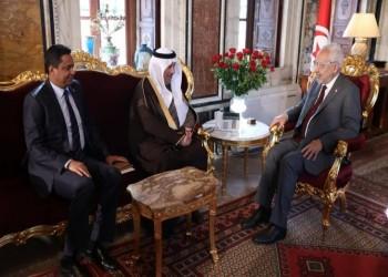 الملك سلمان يهنئ الغنوشي برئاسة البرلمان التونسي