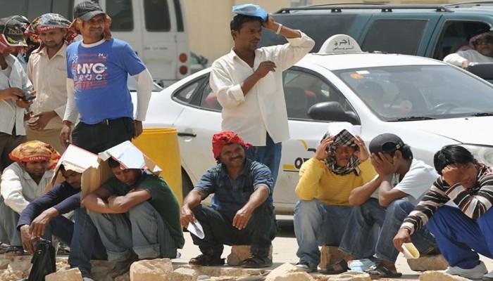 دول الخليج تسجل وفاة 34 ألف هندي في 6 أعوام