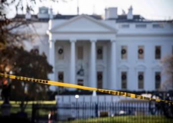 شاهد.. إغلاق البيت الأبيض إثر انتهاك المجال الجوي لواشنطن