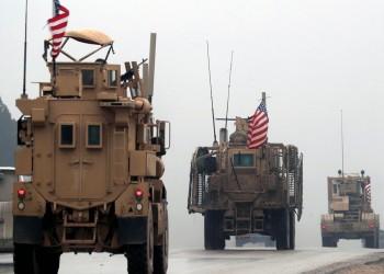 المرصد: القوات الأمريكية استقدمت رتلا عسكريا جديدا إلى سوريا