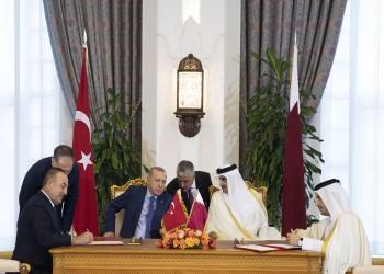 رسائل زيارة أردوغان إلى قطر وانعكاساتها على أزمة الخليج