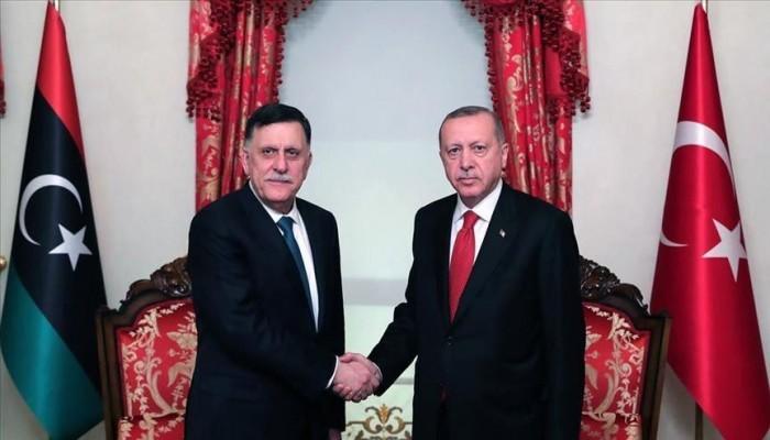 تحول استراتيجي.. ماذا يعني اتفاق أردوغان والسراج بشأن حدود المتوسط؟