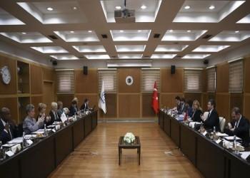 اجتماع تركي أممي يناقش عودة السوريين إلى بلادهم