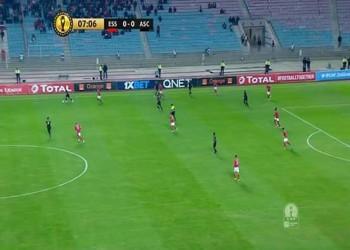 أول خسارة لفايلر.. الأهلي يسقط بهدف أمام النجم الساحلي التونسي