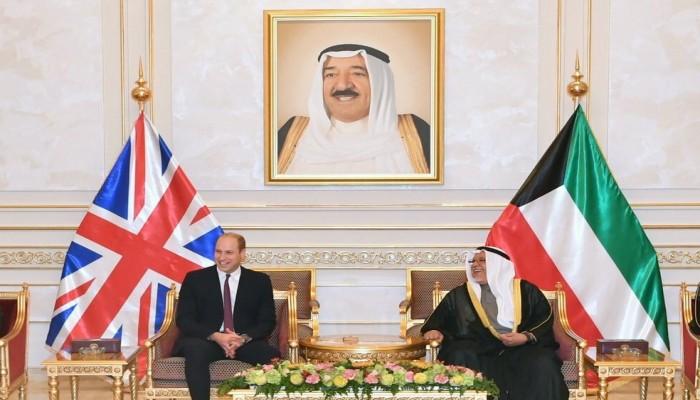 الأمير وليام يصل إلى الكويت في زيارة رسمية