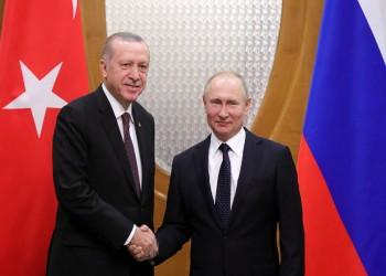 الشهر المقبل.. لقاء بين أردوغان وبوتين لبحث توريد إس-400