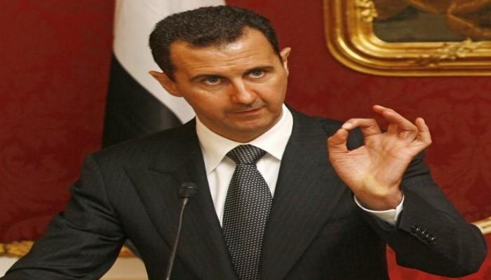 بالفيديو.. سفارة الإمارات بسوريا تصف بشار الأسد بالقائد الحكيم
