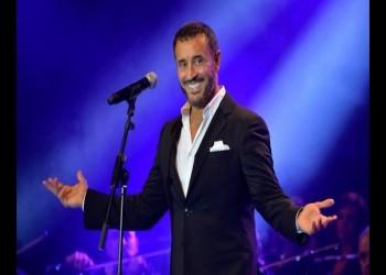 كاظم الساهر يعتذر عن إحياء حفله الغنائي بالرياض
