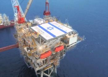 إسرائيل تبدأ تصدير الغاز إلى مصر والأردن خلال أسابيع