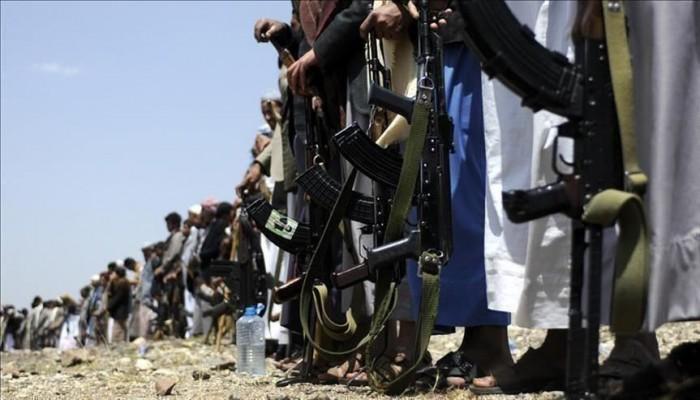الحوثيون يدفنون 71 أسيرا قتلوا في قصف قبل 3 أشهر