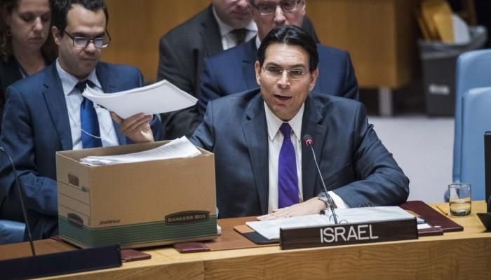 مشروع إسرائيلي في الأمم المتحدة للاعتراف باللاجئين اليهود