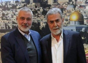 قيادتا حماس والجهاد الإسلامي تعقدان اجتماعا في القاهرة