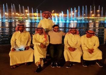 إسرائيلي يشارك في فعاليات موسم الرياض (صورة)